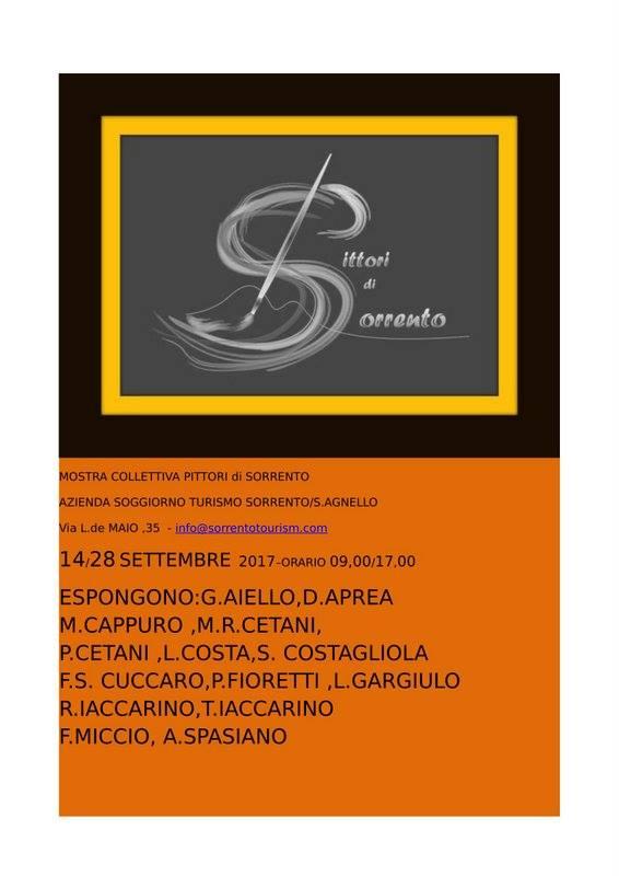 Beautiful Azienda Di Soggiorno Sorrento Gallery - House Design Ideas ...
